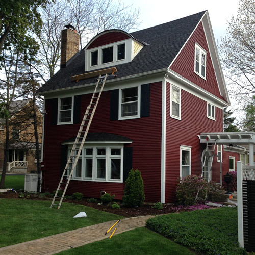 Exterior Painting - Painting - North Dakota